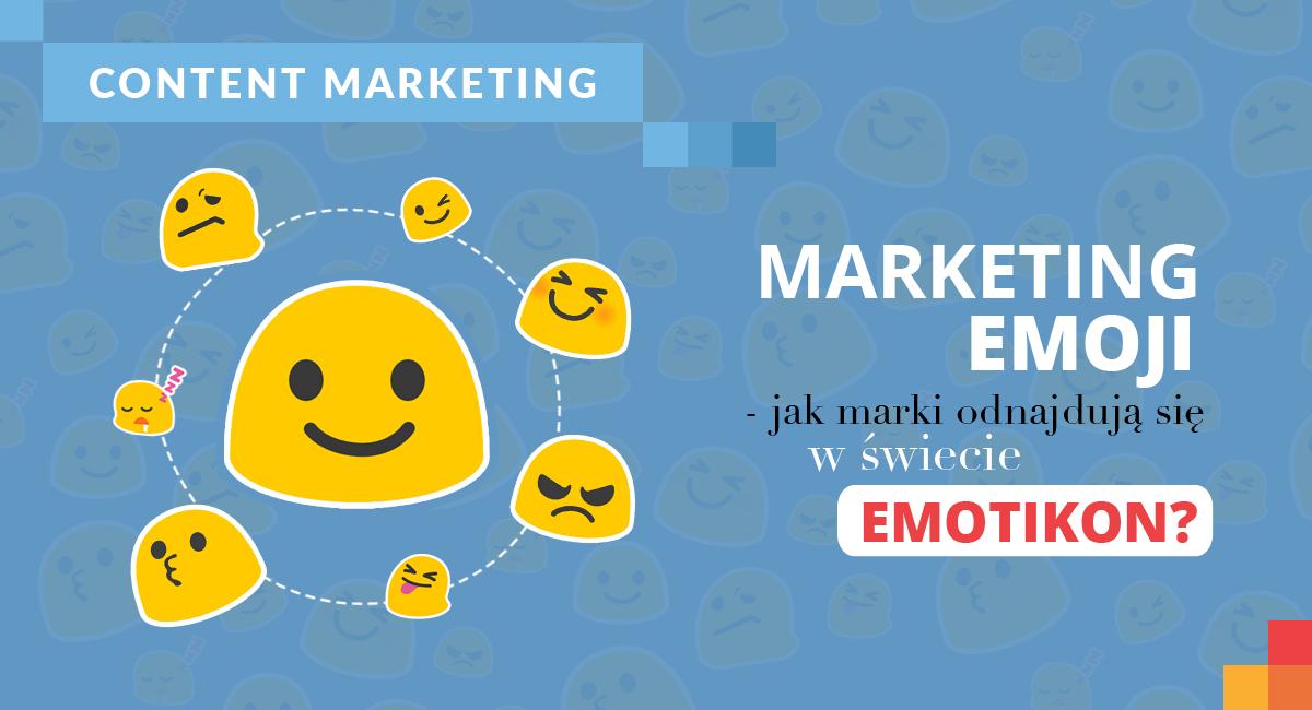 Emoji już dawno nie tylko obrazki ze znaków interpunkcyjnych.