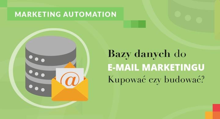 Kupować czy wynajmować – co zrobić, kiedy potrzebna jest nam baza maili?